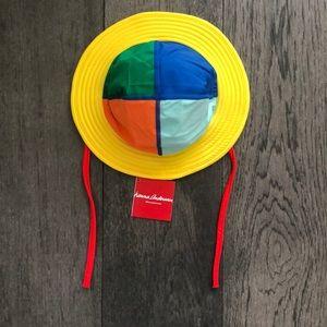 Hanna Andersson Sunblock Swim Hat